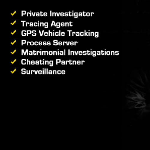 How do private investigators use tracing in their work?